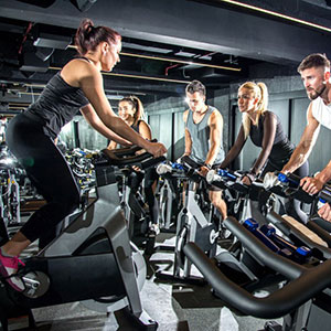 fonentry online bookings spinning classes
