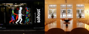 Sohost Co-working fonentry bookings