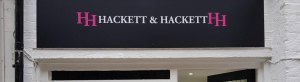 Hackett and Hackett shared office fonentry bookings