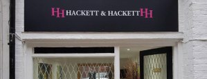 Hackett and Hackett shared office fonentry bookings