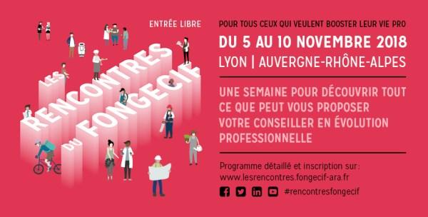 Cabinet DSI conférence sur le recrutement au FONGECIF Clermont-Ferrand