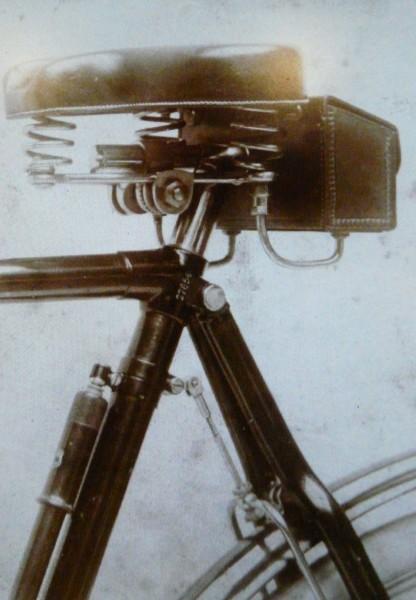 BB ca. 1910 zadelpartij