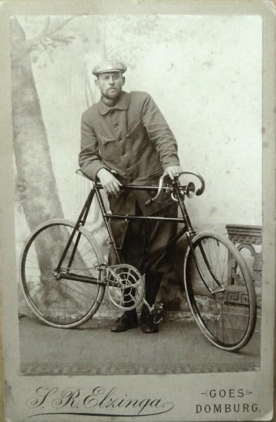 racer ca. 1898