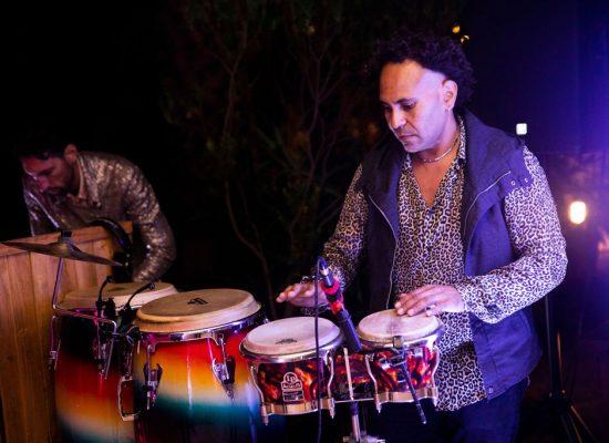 Rocky Ruffini Ibiza Percussionist