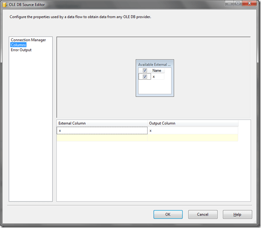 BUG SSIS 2008 R2 - No column information was returned by the SQL command (2/3)