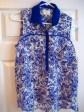 Silk Floral Print Top by Greylin