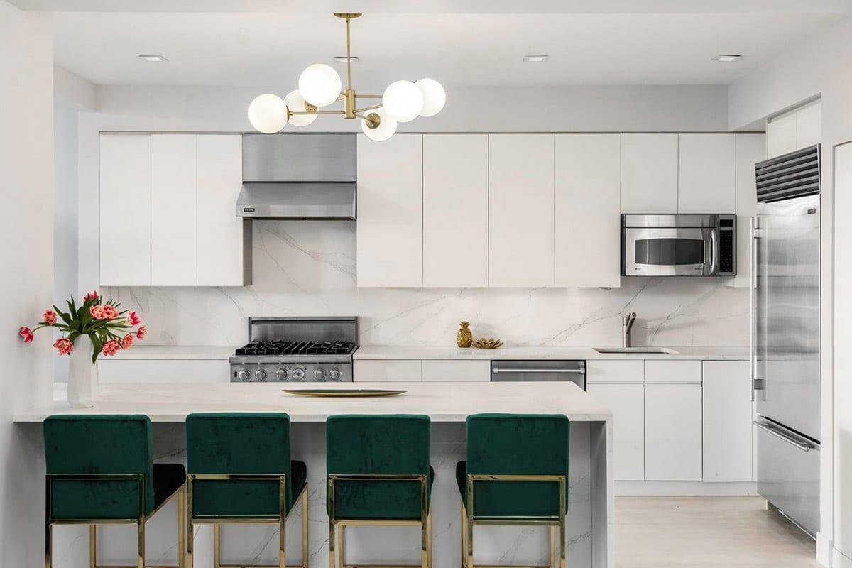 Modern Kitchen Design Ideas Fontan Architecture