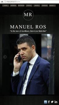 Manuel Ros - In the race of excellence, there is no finish line (3)