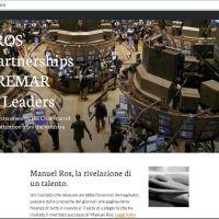 Consulenza antifrode parte 7: il sistema inventato da Manuel Ros – analisi di: manuel-ros-increases-partnerships-and-leads-remar-among-the-leaders pubblicato su manuelrospress com 2016/08/05