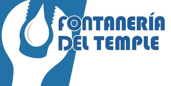 Logo Fontanería del Temple