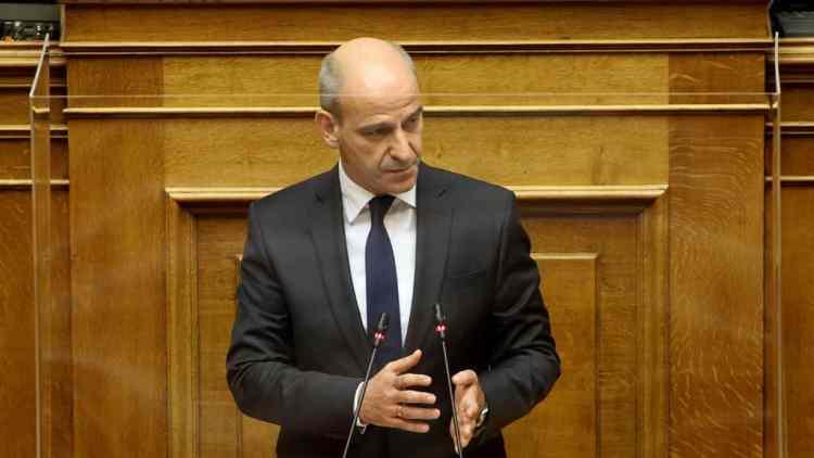 Φ.Μπαραλιάκος προς ΣΥΡΙΖΑ: «Μας χωρίζει ιδεολογική άβυσσος»