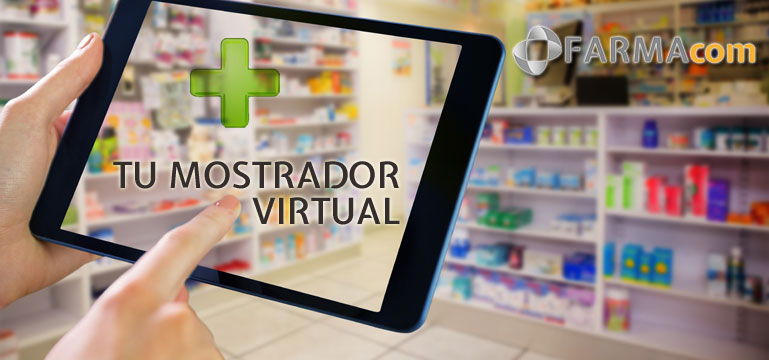 Mostrador Virtual para farmacias