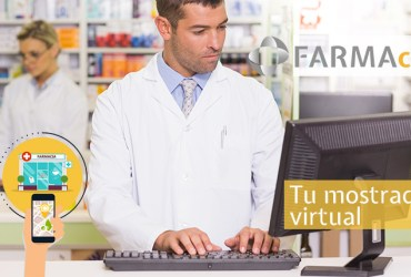 Mostrador Virtual para una farmacia