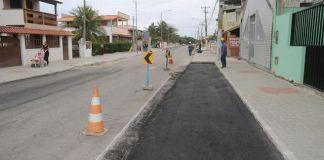 A prefeitura de Arraial do Cabo, por meio da Secretaria de Obras iniciou no mês de junho obras e reparos em ruas e outros pontos da cidade