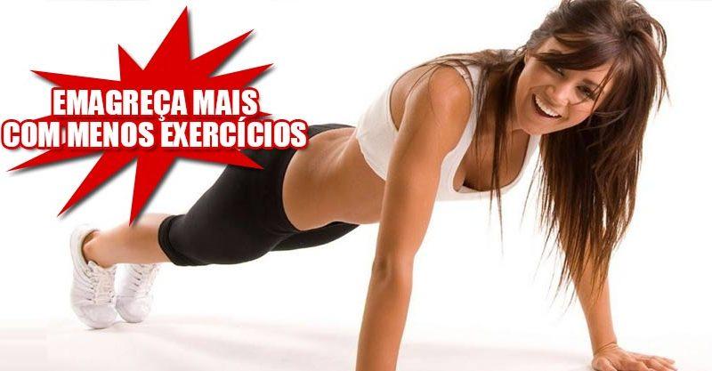Exercícios Para Emagrecer Veja Quais São e Como Fazer 3 - Exercícios Para Emagrecer: Veja Quais São e Como Fazer!