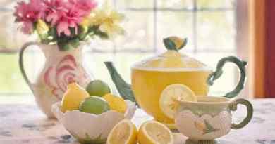 tea with lemon 783352 960 720 - Chá Verde e Outro Chás que Emagrecem: Descubra Como Funcionam!