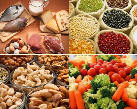Vitaminas do complexo B - O Poder das Vitaminas Para a Saúde e Consumo dos Alimentos