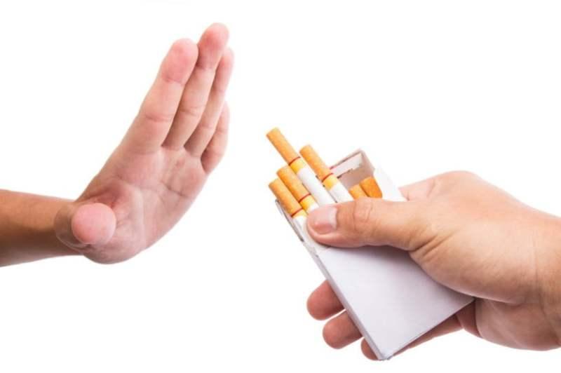 Fonte da Saude - parar de fumar
