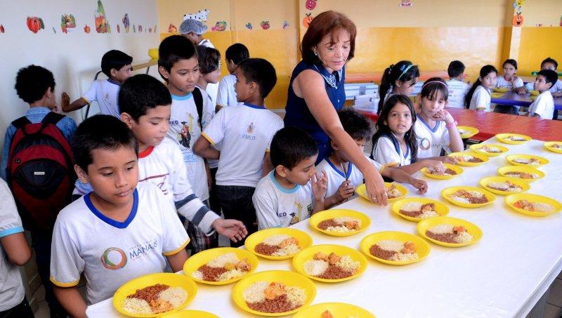 alimentação saudável nas escola 2 - Alimentação saudável na escola: É importante? Como Fazer?