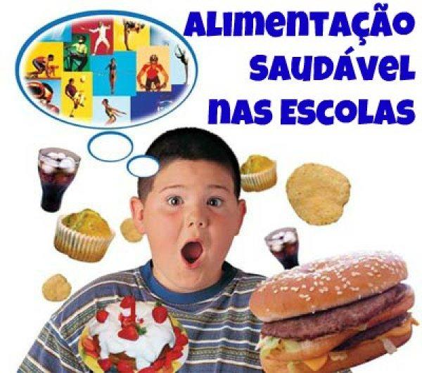 alimentação saudável nas escola - Alimentação saudável na escola: É importante? Como Fazer?