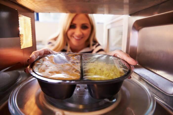 MICRO ONDAS - Boas práticas de manipulação de alimentos em casa