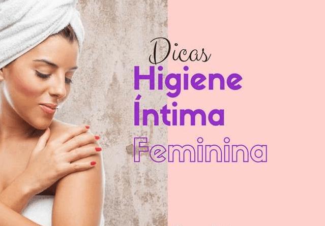 Higiene íntima feminina