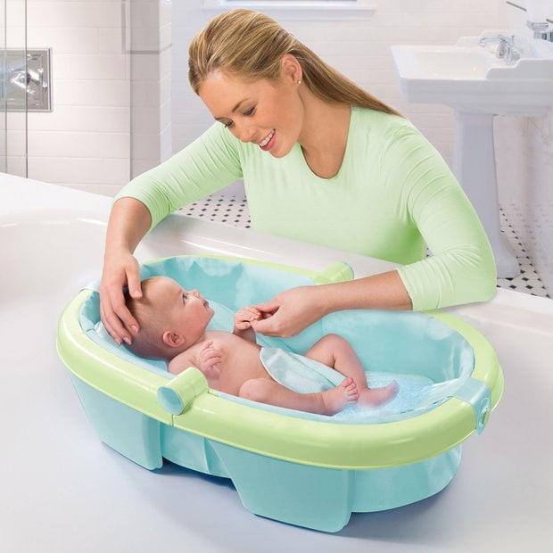 2 10 - Como dar banho em bebês de forma segura? Veja dicas!