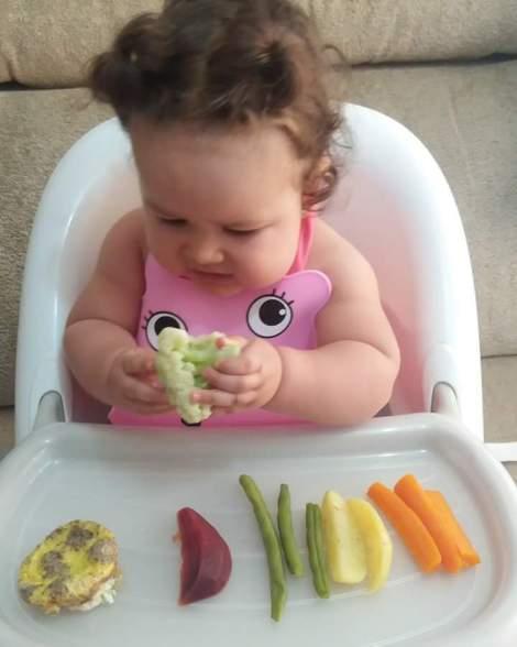 2 4 - Alimentação Infantil: Método BLW, o que é? Como fazer?