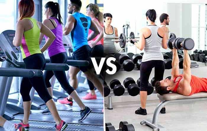 CARDIO 1 - O que é melhor para emagrecer musculação ou exercícios aeróbicos?