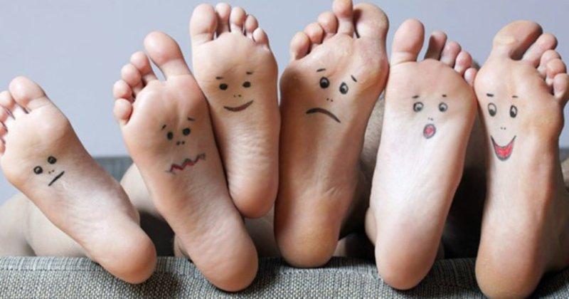 manter a saúde dos pés