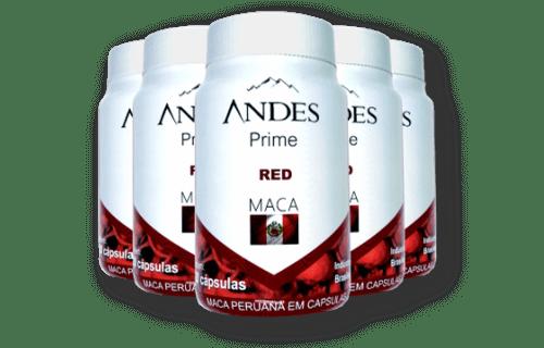 fonte da saude Andes Prime Red maca Peruana potes - Andes Prime Red Maca Peruana Funciona Mesmo?