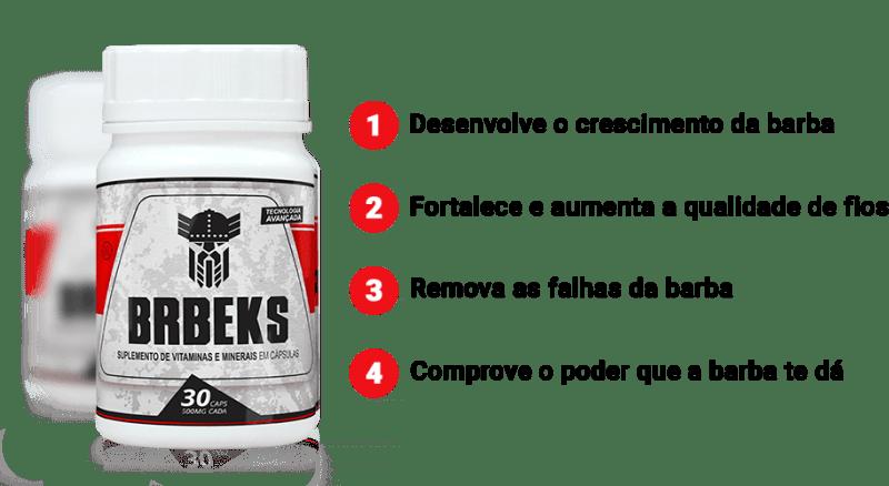 BRBEKS Oficial Produto Para Fazer a Barba Crescer Beneficios - Brbeks - Como Deixar a Barba Crescer Bonita e Ficar como de Lenhador