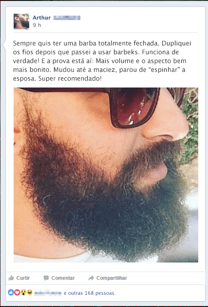 Brbeks Como fazer a barba cresce depoimento Arthur - Brbeks - Como Deixar a Barba Crescer Bonita e Ficar como de Lenhador