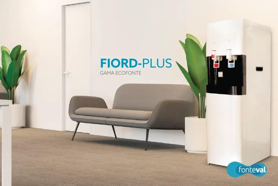 Conhece a nossa máquina de água Fiord?