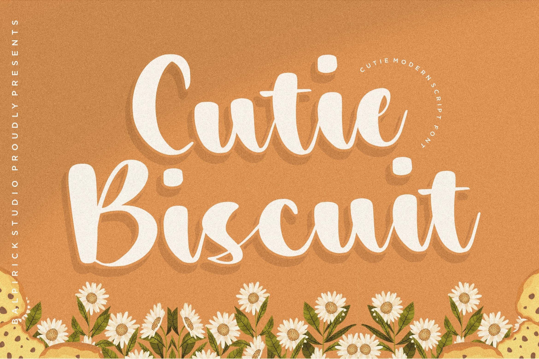 Cutie Biscuit1