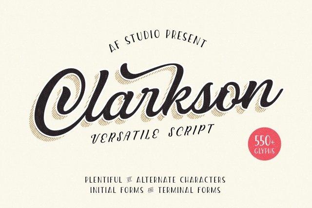 Clarkson Script