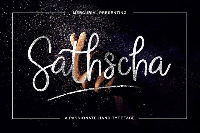 Sathscha Script