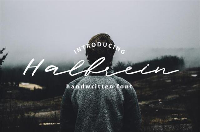 Halbrein Script