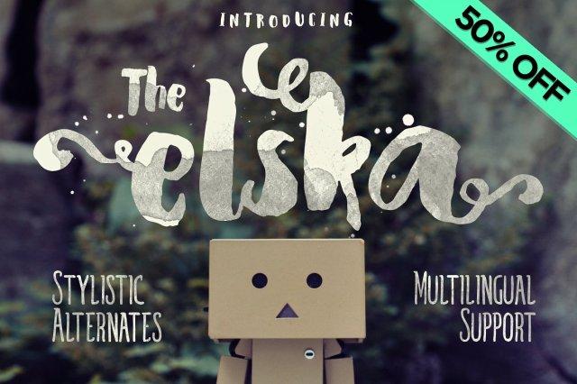 Elska Brush