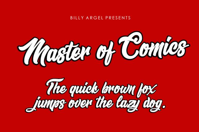 Master of Comics