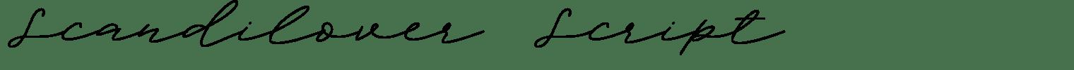 Scandilover Script