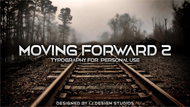 Moving Forward II