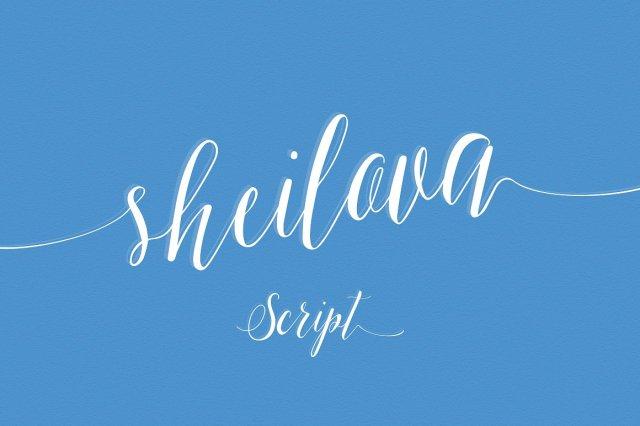 Sheilova Script