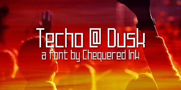 Techno at Dusk
