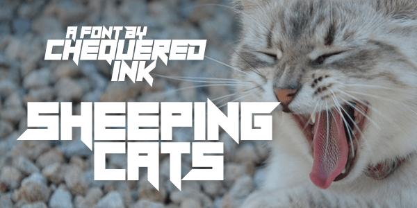 Sheeping Cats