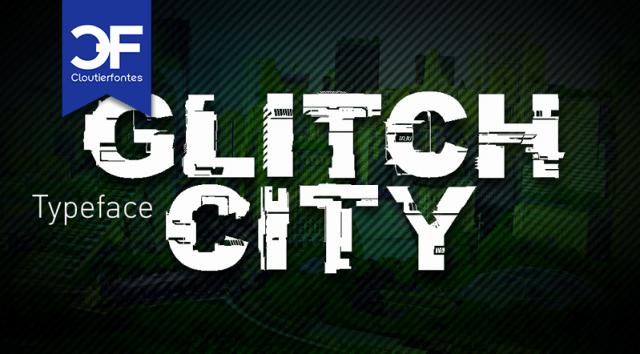 CF Glitch City