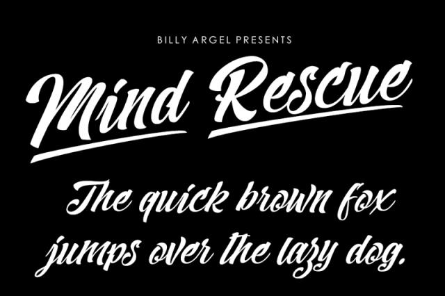 Mind Rescue Script