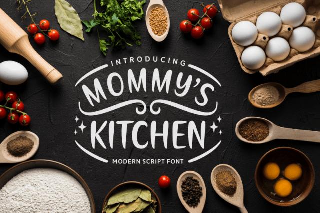 Mommy's Kitchen Script