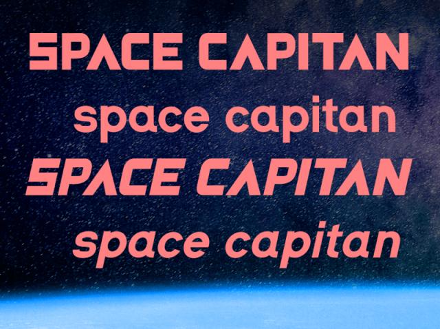 Space Capitan