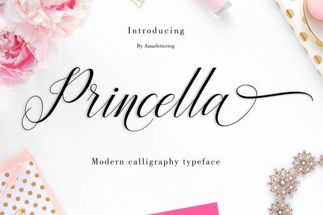 Princella Calligraphy